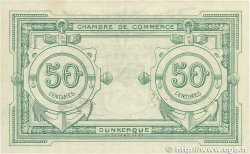 50 Centimes FRANCE régionalisme et divers Dunkerque 1918 JP.054.01 TTB+
