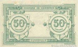 50 Centimes FRANCE régionalisme et divers Dunkerque 1918 JP.054.01 SUP