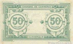 50 Centimes FRANCE régionalisme et divers Dunkerque 1918 JP.054.01 SUP+