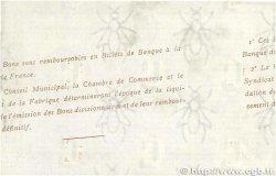 1 Franc FRANCE régionalisme et divers ELBEUF 1917 JP.055.12 SPL
