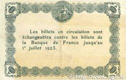 50 Centimes FRANCE régionalisme et divers Épinal 1920 JP.056.01 TB