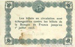 50 Centimes FRANCE régionalisme et divers Épinal 1920 JP.056.01 TTB