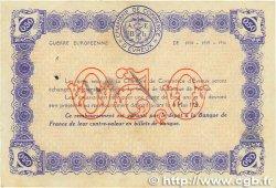 50 Centimes FRANCE régionalisme et divers Évreux 1916 JP.057.02 TTB