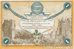 1 Franc FRANCE régionalisme et divers FÉCAMP 1920 JP.058.04 NEUF