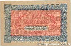 50 Centimes FRANCE régionalisme et divers Foix 1915 JP.059.02 SPL+