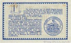 1 Franc FRANCE régionalisme et divers FOIX 1915 JP.059.11 SUP