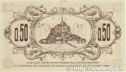 50 Centimes FRANCE régionalisme et divers GRANVILLE 1915 JP.060.03 SPL