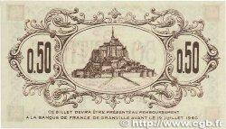 50 Centimes FRANCE régionalisme et divers GRANVILLE 1915 JP.060.03 SPL+