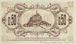 50 Centimes FRANCE régionalisme et divers GRANVILLE 1915 JP.060.03 pr.NEUF