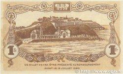 1 Franc FRANCE régionalisme et divers Granville 1917 JP.060.14 SUP