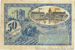 50 Centimes FRANCE régionalisme et divers CORBEIL 1920 JP.050.01