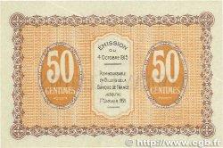 50 Centimes FRANCE régionalisme et divers Gray et Vesoul 1915 JP.062.01 SUP