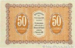 50 Centimes FRANCE régionalisme et divers GRAY et VESOUL 1915 JP.062.01 SPL+