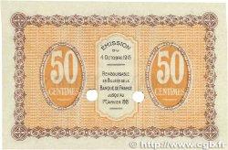 50 Centimes FRANCE régionalisme et divers Gray et Vesoul 1915 JP.062.02 pr.SPL
