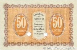 50 Centimes FRANCE régionalisme et divers GRAY et VESOUL 1915 JP.062.02 NEUF