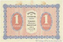 1 Franc FRANCE régionalisme et divers GRAY et VESOUL 1915 JP.062.03 pr.SPL