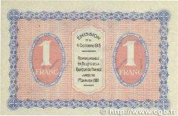 1 Franc FRANCE régionalisme et divers GRAY et VESOUL 1915 JP.062.03 SPL+