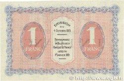 1 Franc FRANCE régionalisme et divers Gray et Vesoul 1915 JP.062.03 pr.NEUF