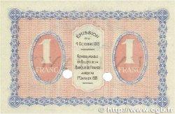 1 Franc FRANCE régionalisme et divers Gray et Vesoul 1915 JP.062.04 pr.NEUF