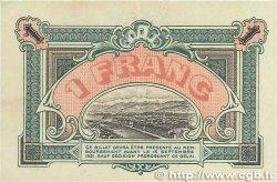 1 Franc FRANCE régionalisme et divers Grenoble 1916 JP.063.06 TTB+