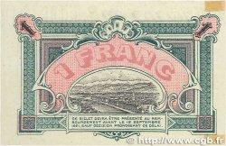 1 Franc FRANCE régionalisme et divers Grenoble 1916 JP.063.06 SPL