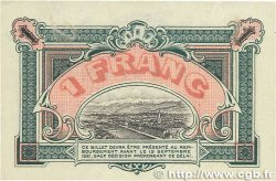 1 Franc FRANCE régionalisme et divers GRENOBLE 1916 JP.063.07 pr.SPL