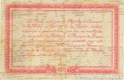 1 Franc FRANCE régionalisme et divers LA ROCHE-SUR-YON 1915 JP.065.17 TB