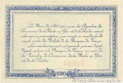 25 Centimes FRANCE régionalisme et divers La Roche-Sur-Yon 1916 JP.065.26 pr.NEUF