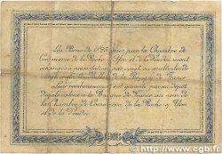 25 Centimes FRANCE régionalisme et divers LA ROCHE-SUR-YON 1916 JP.065.26 B