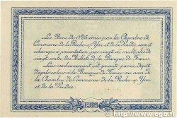 25 Centimes FRANCE régionalisme et divers La Roche-Sur-Yon 1916 JP.065.26 SPL+
