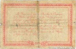 1 Franc FRANCE régionalisme et divers La Roche-Sur-Yon 1922 JP.065.33 B