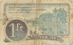 1 Franc FRANCE régionalisme et divers Laval 1920 JP.067.05 B+