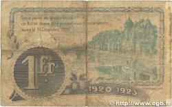 1 Franc FRANCE régionalisme et divers Laval 1920 JP.067.05 B