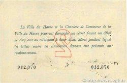2 Francs FRANCE régionalisme et divers Le Havre 1914 JP.068.07 SUP