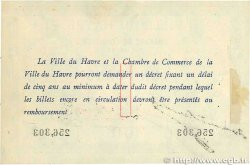 1 Franc FRANCE régionalisme et divers Le Havre 1915 JP.068.10 TTB+