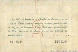 2 Francs FRANCE régionalisme et divers LE HAVRE 1915 JP.068.12 TB