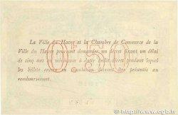 50 Centimes FRANCE régionalisme et divers Le Havre 1916 JP.068.14 SUP