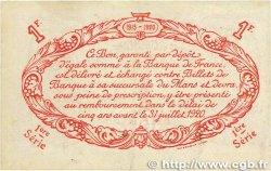 1 Franc FRANCE régionalisme et divers Le Mans 1915 JP.069.05 TTB