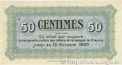 50 Centimes FRANCE régionalisme et divers LE PUY 1916 JP.070.01 TTB+