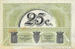 25 Centimes FRANCE régionalisme et divers LE PUY 1916 JP.070.07 TTB