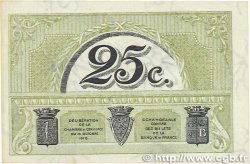 25 Centimes FRANCE régionalisme et divers LE PUY 1916 JP.070.07 pr.SPL