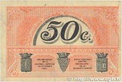 50 Centimes FRANCE régionalisme et divers LE PUY 1916 JP.070.08 TTB+