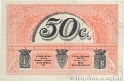 50 Centimes FRANCE régionalisme et divers LE PUY 1916 JP.070.08 pr.NEUF
