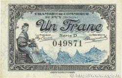 1 Franc FRANCE régionalisme et divers Le Puy 1916 JP.070.09 SUP+