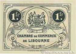 1 Franc FRANCE régionalisme et divers LIBOURNE 1915 JP.072.13 SPL