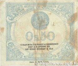 50 Centimes FRANCE régionalisme et divers LYON 1917 JP.077.14 TB