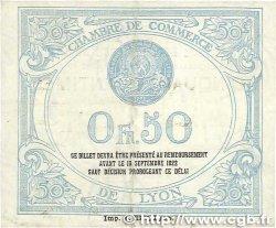 50 Centimes FRANCE régionalisme et divers LYON 1917 JP.077.14 TTB