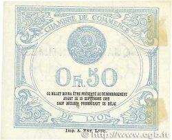 50 Centimes FRANCE régionalisme et divers Lyon 1917 JP.077.14 pr.NEUF