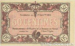 50 Centimes FRANCE régionalisme et divers MACON, BOURG 1915 JP.078.01 SPL