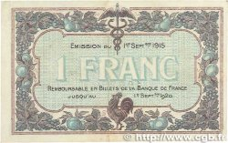 1 Franc FRANCE régionalisme et divers MACON, BOURG 1915 JP.078.03 TTB